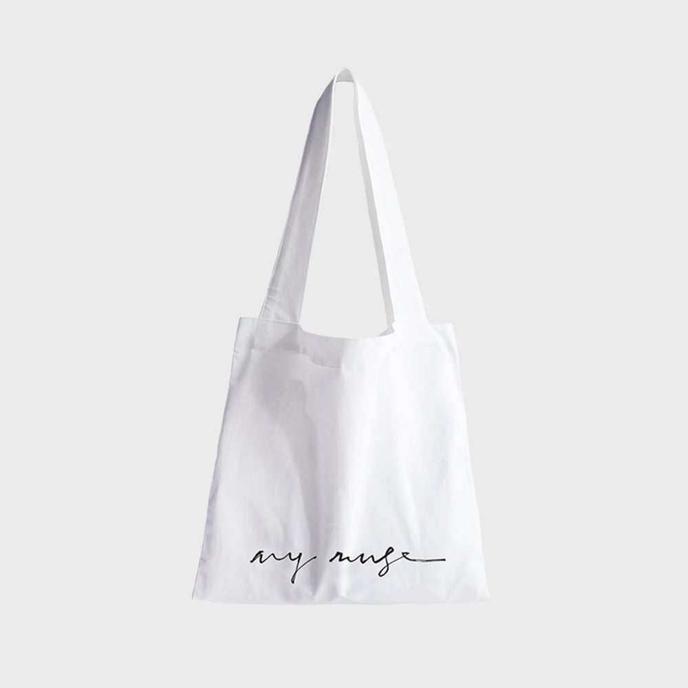 My muse bag - White