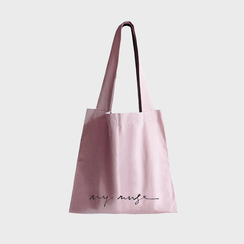 My muse bag - Pink